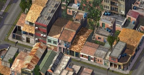 Screenshot for South American houses PACK