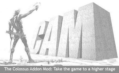 Screenshot for Colossus Addon Mod