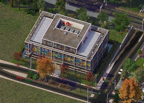 Screenshot for American City Bank