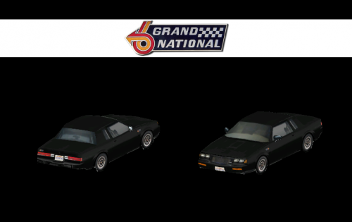 Screenshot for Buick GNX