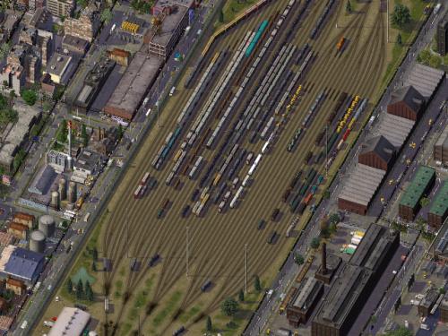 Screenshot for SM2 Hump Yard