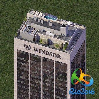 Screenshot for Windsor Atlantica Hotel