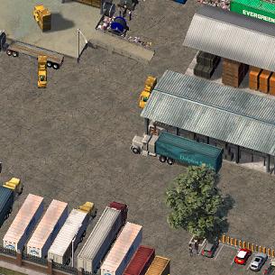 Screenshot for IRM: Distribution Center & Freight Yard