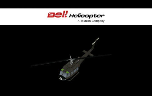 "Screenshot for UH-1 Iroquois ""Huey"""