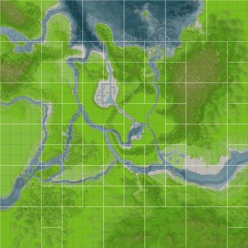 Screenshot for Ciudad del Lago, fictional