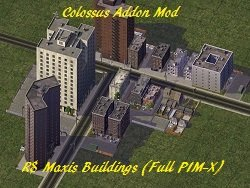 Screenshot for CAM R$ Maxis Building Replacements (Full PIM-X)