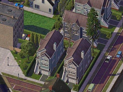 Screenshot for Claridge II Townhome