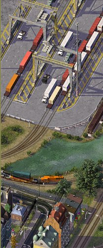 Screenshot for SM2 IntermodalTerminal.zip