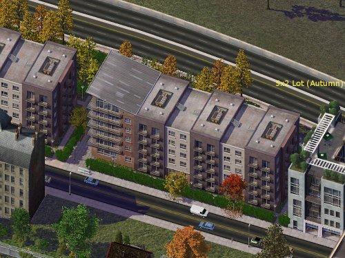 Screenshot for Parkland Lofts