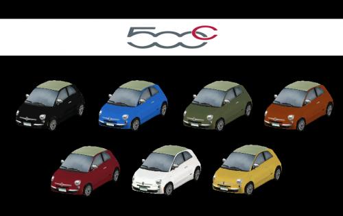 Screenshot for Fiat 500C