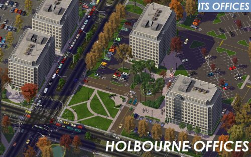 Screenshot for ITS Office Parks - Holbourne Offices