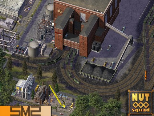 Screenshot for SM2 Nuts VDK Swan Mill Power Plant