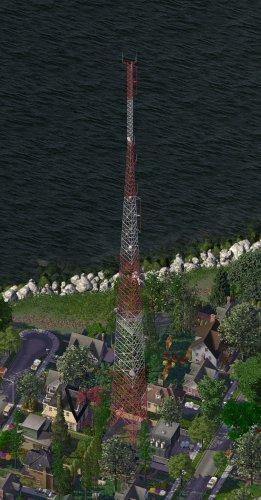 Screenshot for KIRO TV Tower