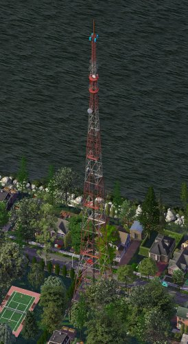 Screenshot for Russian Style TV Tower, HD version