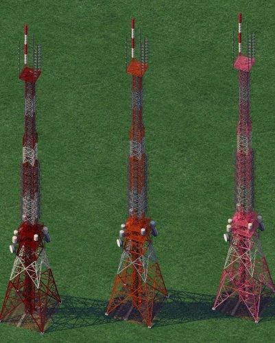Screenshot for Mount Royal Transmission Tower