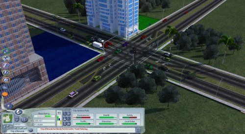 3D Camera Mod for SimCity 4 - SimCity 4 Download