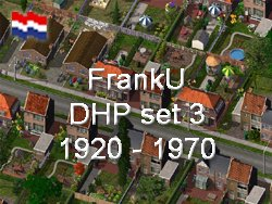 Screenshot for Dutch Housing Project Set 3 - the years 1920-1970