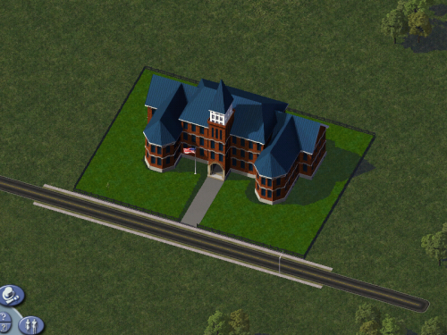 Screenshot for Central School Building