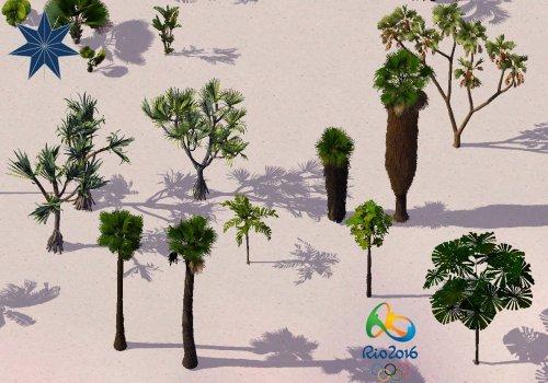 Screenshot for Flunight Props Vol 01 - Flora