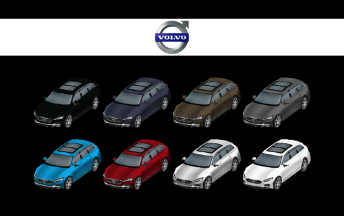 Screenshot for Volvo V90