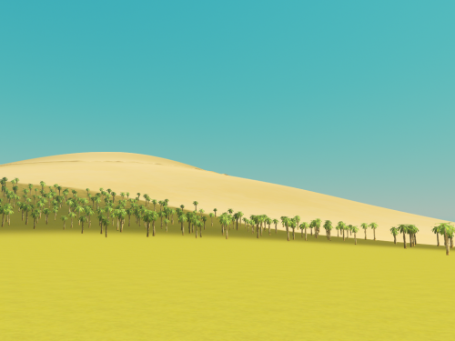 Screenshot for 2001kraft's Attempt at a Desert Theme