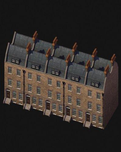Screenshot for Clerkenwell Close HD Maxis Night