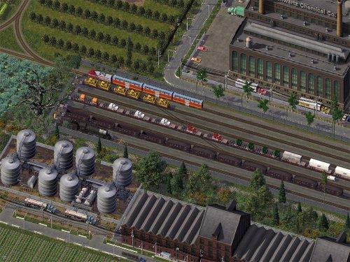 Screenshot for SM2 Rail Service Yard 2