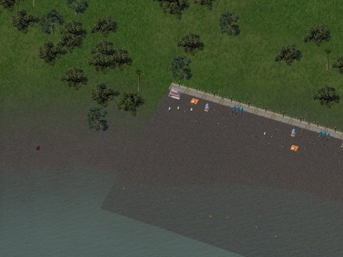 Screenshot for Basaltic Sands Texture mod