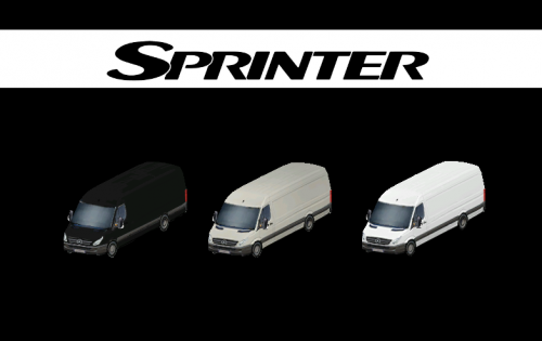 Screenshot for Mercedes Sprinter 2500