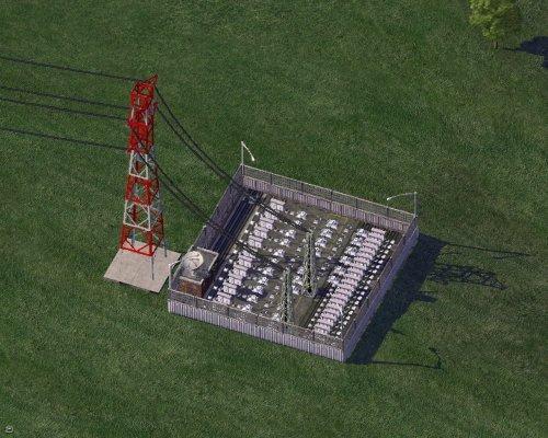 Screenshot for Transformer Substation