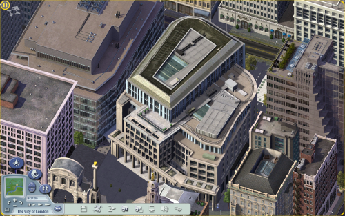 Screenshot for 6 Paternoster Square