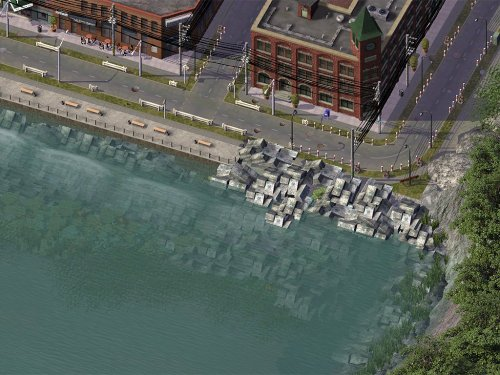 Screenshot for SM2 Breakwater Concrete Blocks