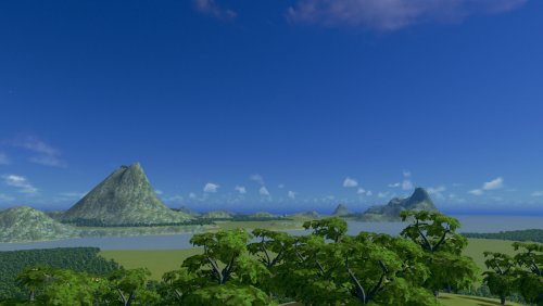 Screenshot for Stratus Island