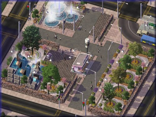 Screenshot for Stone Hedge Plaza