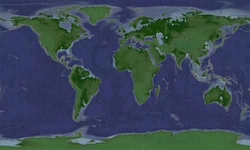 Screenshot for Planet Sim