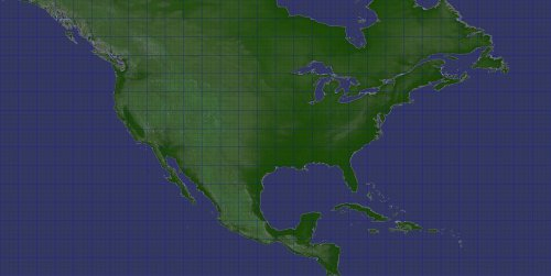 Screenshot for North America