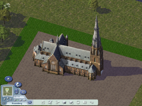 Screenshot for St Bonifatiuskerk Leeuwarden The Netherlands