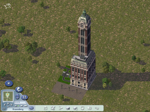 Screenshot for The Singer Building New York