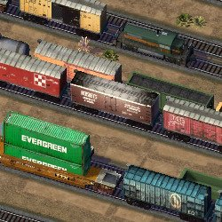 Screenshot for North American Freight Sidings