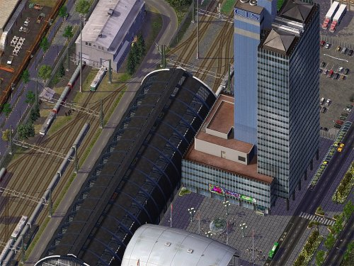 Screenshot for SM2 Central Train Station