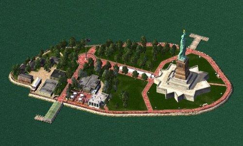 Screenshot for Liberty Island