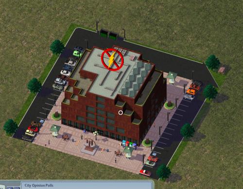 Screenshot for RDG City Hall 1