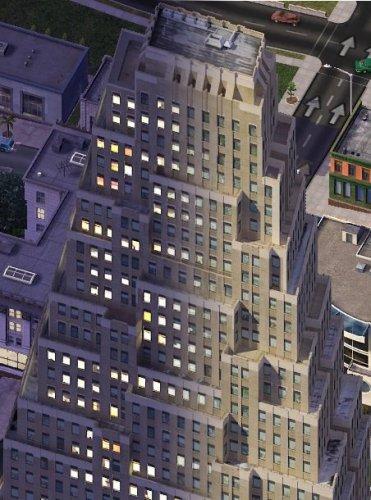 Screenshot for 120 Wall Street (MaxisNite)