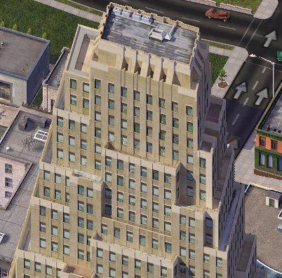 Screenshot for 120 Wall Street (DarkNite)