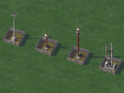 Screenshot for SM2 Cell Towers