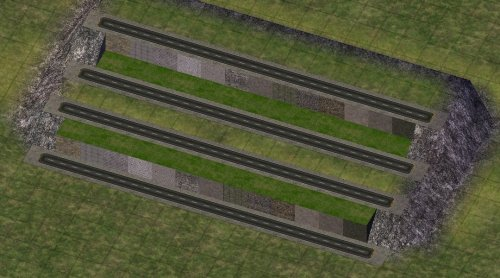 Screenshot for Various Lot Foundations and Retaining Walls