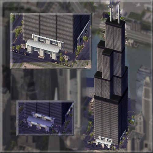 Screenshot for Sears (Willis) Tower Relot