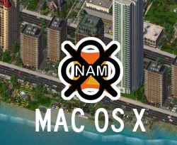 Screenshot for Network Addon Mod (NAM) - Mac Installer