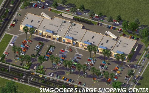 Screenshot for KOSC SG Large Shopping Center Relot