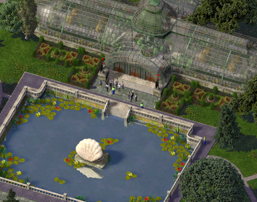 Screenshot for Palacio Cristal Redone